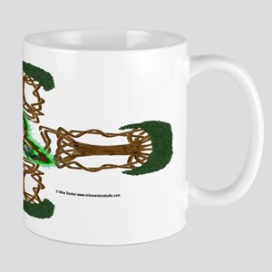 Celt Tree Cross Mugs